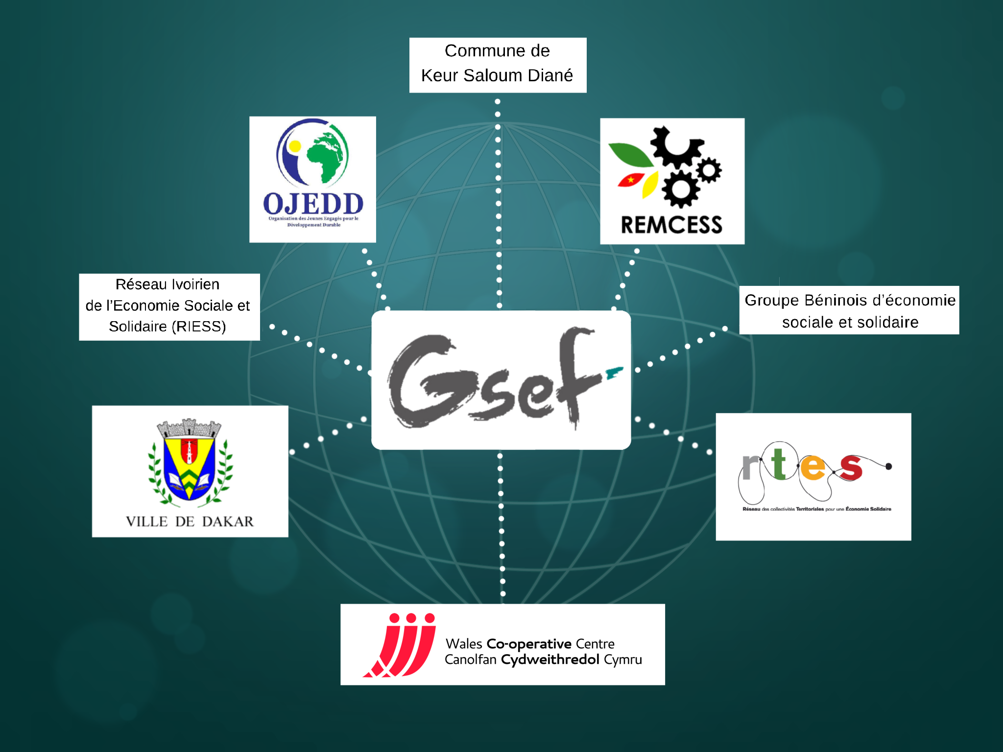 GSEF welcomes new members | GSEF
